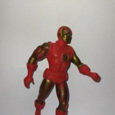 Figuras de Goma y PVC: MUÑECO MARVEL PVC IRON MAN, COMICS SPAIN AÑO 1987. Lote 222369052
