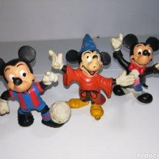 Figuras de Goma y PVC: LOTE MICKEY MOUSE COMICS SPAIN. Lote 222389810