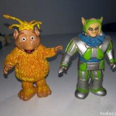 Figuras de Goma y PVC: LOTE FIGURAS PVC ASTRACO Y YUPI COMICS SPAIN. Lote 222391161