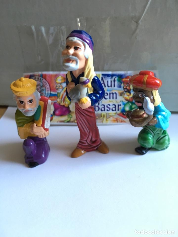 KINDER NAVIDAD (Juguetes - Figuras de Gomas y Pvc - Kinder)