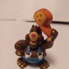 Figuras de Goma y PVC: MUÑECO PVC OSO, MARCA SCHLEICH AÑO 1990. Lote 222493093