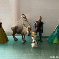 Figuras de Goma y PVC: LOTE FIGURAS BULLYLAND FROZEN. Lote 222627523