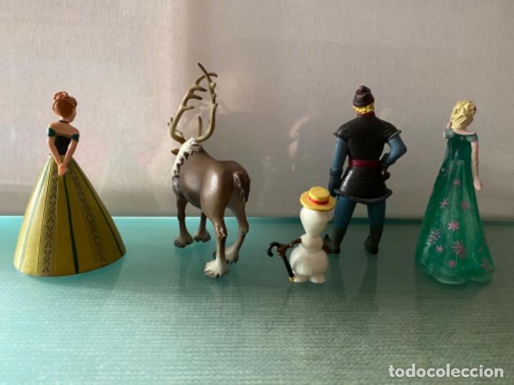 Figuras de Goma y PVC: LOTE FIGURAS BULLYLAND FROZEN - Foto 2 - 222627523
