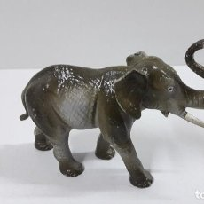 Figuras de Goma y PVC: ELEFANTE . REALIZADO POR STARLUX . SERIE CIRCO - ANIMALES SALVAJES . ORIGINAL AÑOS 60. Lote 222637446