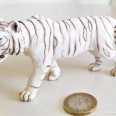 Figuras de Goma y PVC: SCHLEICH - TIGRE BLANCO. Lote 222646501