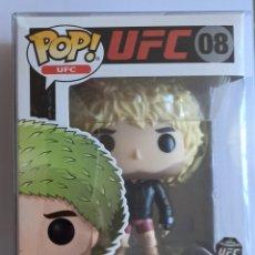 Figuras de Goma y PVC: FUNKO POP! KHABIB NURMAGOMEDOV 08 - UFC + CAJA PROTECTORA. Lote 222649005