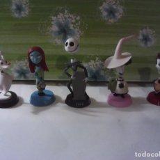 Figuras de Borracha e PVC: LOTE FIGURAS PESADILLA ANTES DE NAVIDAD. Lote 222661536
