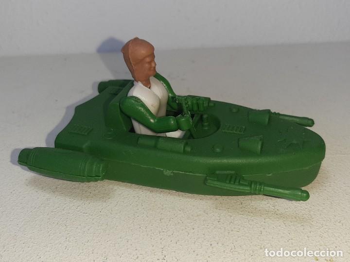 Figuras de Goma y PVC: MONTA MAN - MONTAMAN - MONTAPLEX : ANTIGUA NAVE ESPACIAL REF. Nº 29 AÑOS 70 / 80 - Foto 5 - 222732863