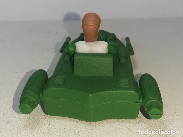 Figuras de Goma y PVC: MONTA MAN - MONTAMAN - MONTAPLEX : ANTIGUA NAVE ESPACIAL REF. Nº 29 AÑOS 70 / 80 - Foto 7 - 222732863