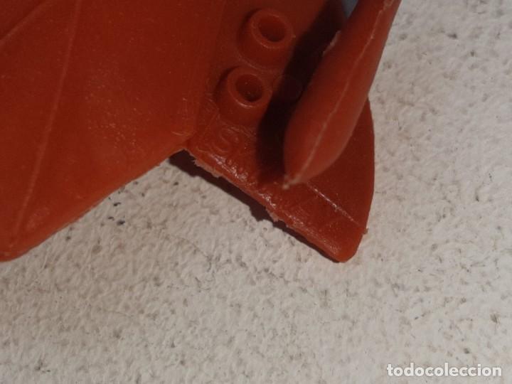 Figuras de Goma y PVC: MONTA MAN - MONTAMAN - MONTAPLEX : ANTIGUO AVION SKYRAY REF. Nº 609 AÑOS 70 / 80 - Foto 8 - 222733220