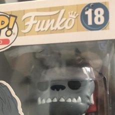 Figuras de Goma y PVC: FUNKO POP WOLFGANG. POPCULTCHA EXCLUSIVE.. Lote 262155825