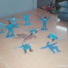 Figuras de Goma y PVC: LOTE SOLDADOS COMANSI MINIOESTE. Lote 278874568