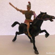 Figurines en Caoutchouc et PVC: ESTEREOPLAST QUINTO HARRIO ROMANO DE LA SERIE EL JABATO. Lote 222838778