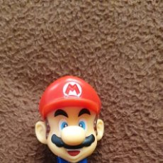 Dispensador Pez: DISPENSADOR DE CARAMELOS PEZ SUPER MARIO BROS. Lote 222877355