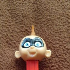 Dispensador Pez: DISPENSADOR DE CARAMELOS PEZ LOS INCREIBLES. Lote 222878617