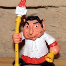 Figuras de Goma y PVC: FIGURA NICOLAS REDONDO DE MONAGUILLO - LOS MONCLIS - GALLEGO & REY - STARTOYS - 1984. Lote 222953872