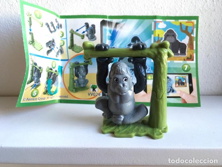 KINDER NATOONS VV029 (Juguetes - Figuras de Gomas y Pvc - Kinder)
