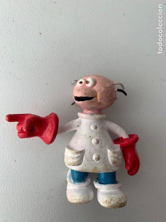 Figuras de Goma y PVC: LOTE 6 FIGURAS PVC LOS MUNDOS DE YUPI - COMICS SPAIN - BUEN ESTADO - Foto 3 - 222995992