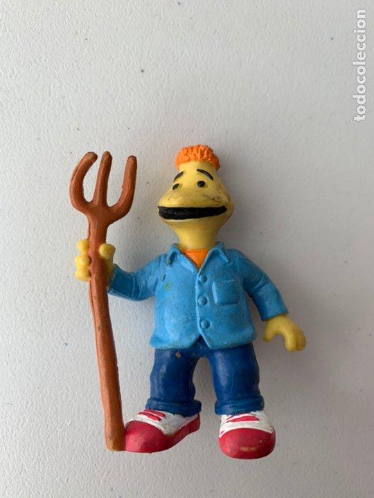 Figuras de Goma y PVC: LOTE 6 FIGURAS PVC LOS MUNDOS DE YUPI - COMICS SPAIN - BUEN ESTADO - Foto 6 - 222995992