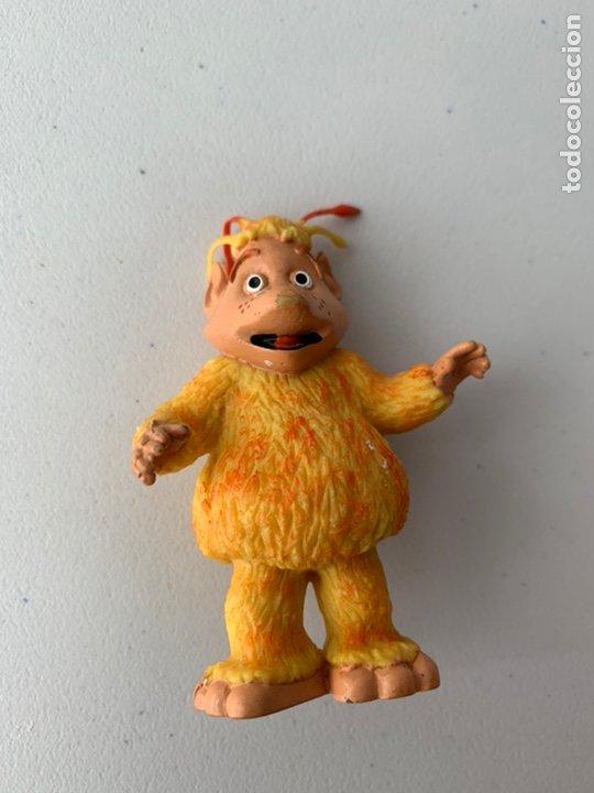 Figuras de Goma y PVC: LOTE 6 FIGURAS PVC LOS MUNDOS DE YUPI - COMICS SPAIN - BUEN ESTADO - Foto 7 - 222995992
