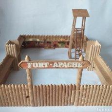 Figure di Gomma e PVC: FORT APACHE DE COMANSI, NO RECSAN NI JEAMSA. Lote 223022102