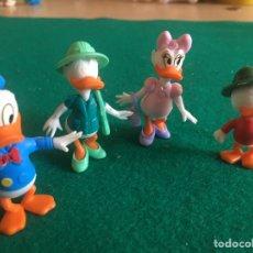 Figuras Kinder: FIGURAS KINDER PAYO DONALD DE LOS AÑOS 80. Lote 223140348