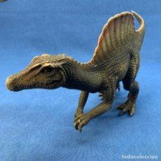 Figuras de Goma y PVC: ANIMALES SCHLEICH - DINOSAURIO - SPINOSAURUS - AÑO 2007 REF. 16459 - 35 CM. Lote 223264428