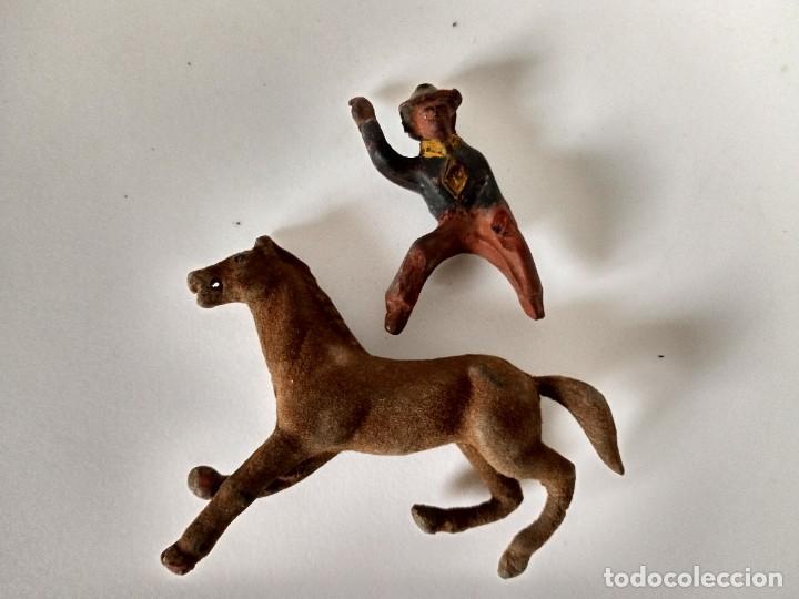 FIGURAS AÑOS 50 GOMA LAFREDO (Juguetes - Figuras de Goma y Pvc - Lafredo)