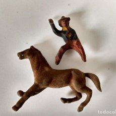 Figuras de Goma y PVC: FIGURAS AÑOS 50 GOMA LAFREDO. Lote 223444046