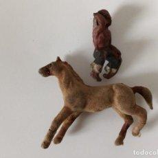 Figuras de Goma y PVC: FIGURAS AÑOS 50 GOMA LAFREDO. Lote 223444172