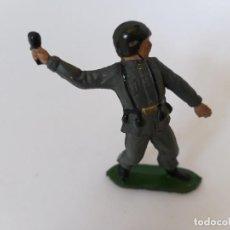 Figuras de Goma y PVC: FIGURA SOLDADO TEIXIDO GOMA. Lote 223444408