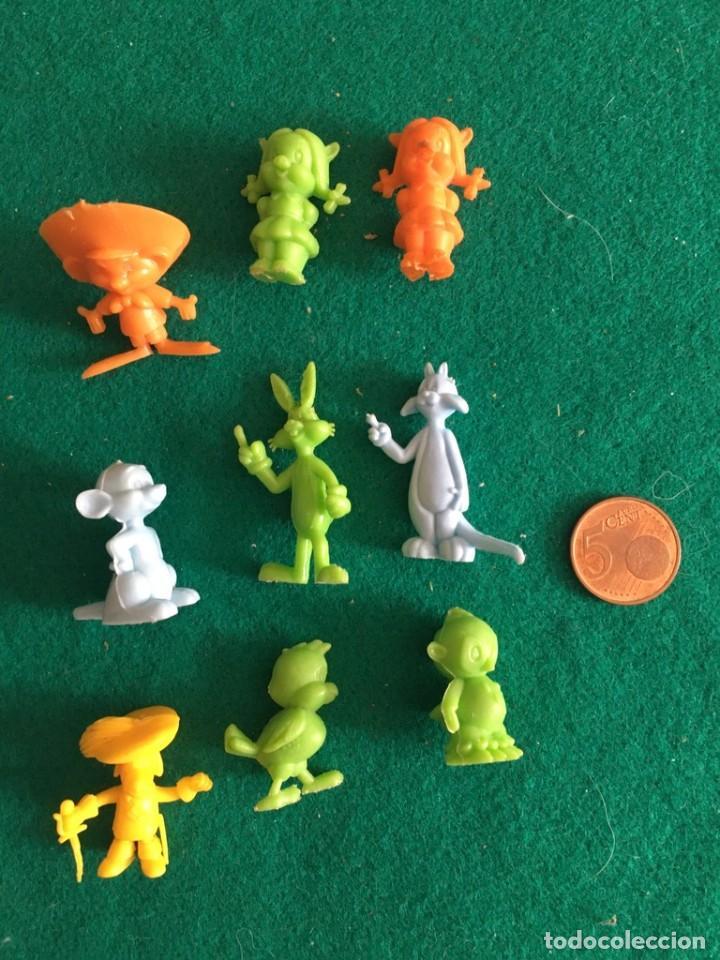FIGURAS DUNKIN WARNER BROS AÑOS 80 (Juguetes - Figuras de Goma y Pvc - Dunkin)