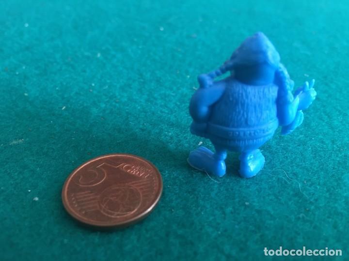 Figuras de Goma y PVC: Figuras Dunkin serie Asterix y Obelix años 80 - Foto 5 - 223754733