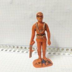 Figuras de Goma y PVC: ACUARAMA DE JECSAN HOMBRE RANA BUZO FIGURA BUCEADOR. Lote 223888026