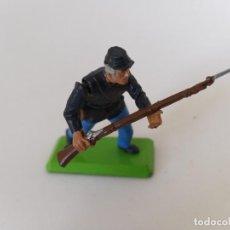 Figuras de Goma y PVC: FIGURA SOLDADO DE LA UNIÓN BRITAINS. Lote 223983965