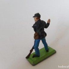 Figuras de Goma y PVC: FIGURA SOLDADO DE LA UNIÓN BRITAINS. Lote 223984036