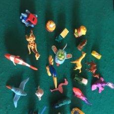 Figuras Kinder: FIGURAS HUEVOS KINDER. Lote 223986667