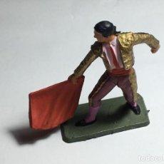 Figuras de Goma y PVC: FIGURA TORERO DE STARLUX.. Lote 224113592