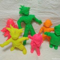 Figuras de Goma y PVC: LOTE MUÑECOS DUNKIN LOTE - 2. Lote 224121866