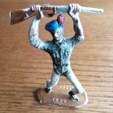 Figuras de Goma y PVC: TODOS LOS SOLDADOS DEL MUNDO. INDU NÚMERO 1023. Lote 224205513
