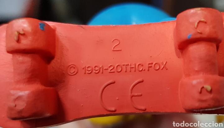 Figuras de Goma y PVC: LOS SIMPSON / LOTE 4 MUÑECOS / Fox / BART, ... - Foto 7 - 224246110