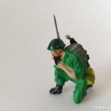 Figuras de Goma y PVC: FIGURA SOLDADO MARINE PECH. Lote 224249935