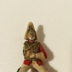 Figuras de Goma y PVC: FIGURA SOLDADO GUARDIA REAL REAMSA. Lote 224250047