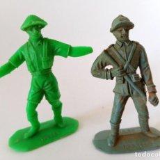 Figuras de Goma y PVC: SOLDADOS COMANSI. Lote 224250417