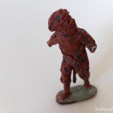 Figuras de Goma y PVC: FIGURA INDIO PECH HNOS GOMA. Lote 224254857