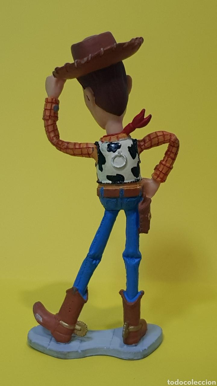 Figuras de Goma y PVC: TOY STORY SHERIFF WOODY / BULLYLAND / DISNEY - PIXAR - Foto 2 - 224258640