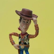 Figuras de Goma y PVC: TOY STORY SHERIFF WOODY / BULLYLAND / DISNEY - PIXAR. Lote 224258640