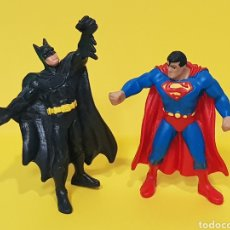 Figuras de Goma y PVC: BATMAN - SUPERMAN / BULLY. Lote 224258856
