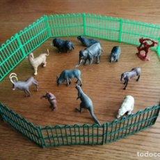 Figuras de Goma y PVC: GRANJA DE ANIMALES (COMANSI, JECSAN, LAFREDO,SOTORRES). Lote 224333035