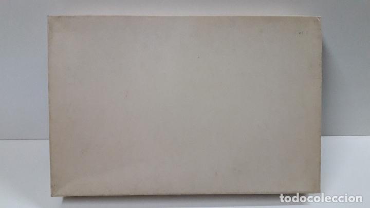Figuras de Goma y PVC: CAJA DE INDIOS Y VAQUEROS - CARAVANA DEL OESTE . REALIZADA POR M. SOTORRES . ORIGINAL AÑOS 60 - Foto 8 - 224452793